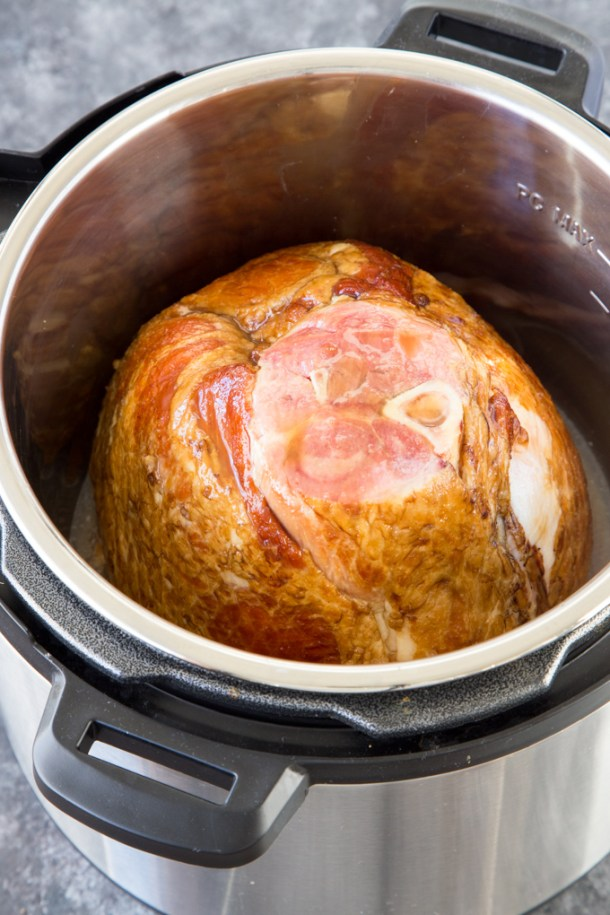 Instant Pot Spiral Ham