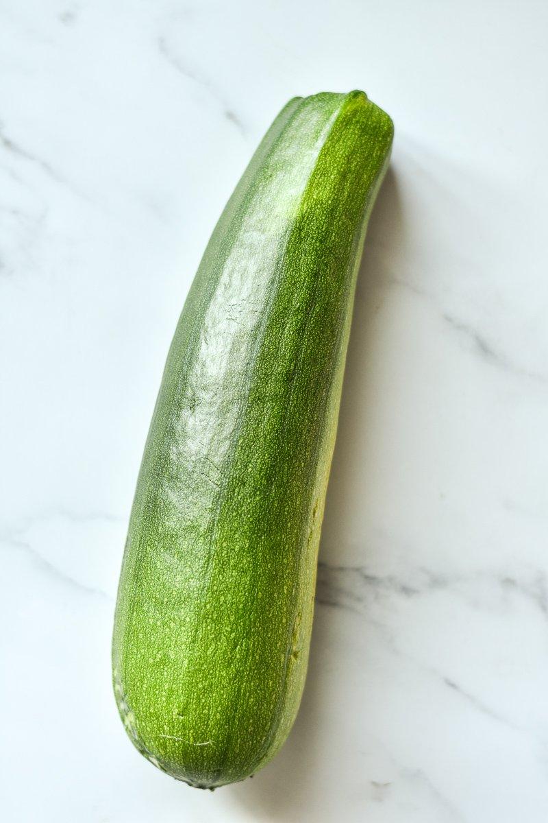 large garden zucchini