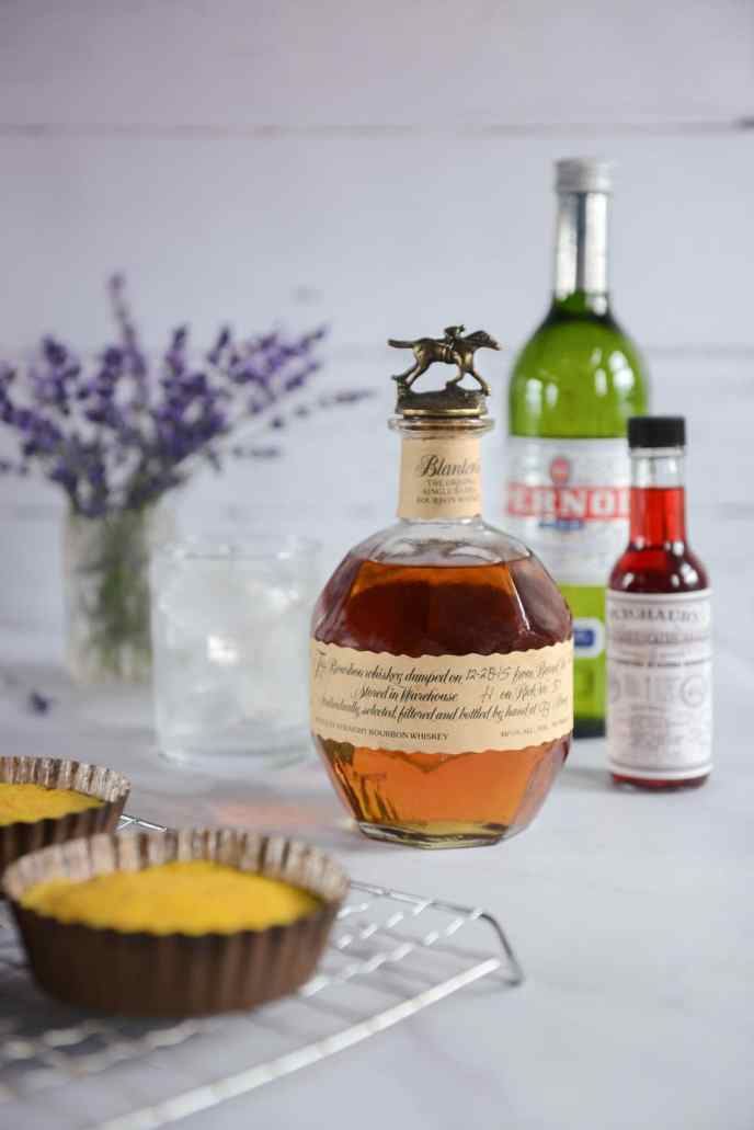 A Father's Day Cocktail and Cake Pairing via HealthyishFoods.com