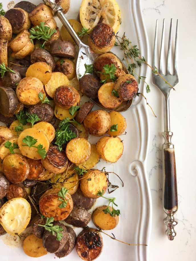 Melting Potatoes, A Healthyish Brand Recipe