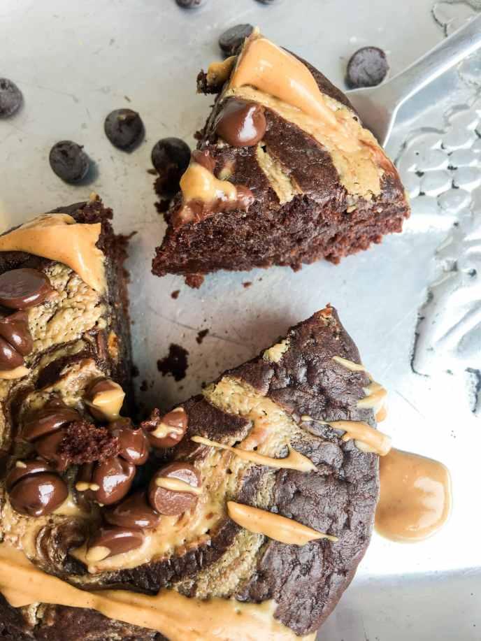 Healthyish Nut Butter and Banana Mini Cakes, A Healthyish Brand Recipe
