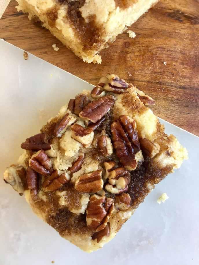 Skinny Coffee Cake, A Healthyish Brand Recipe