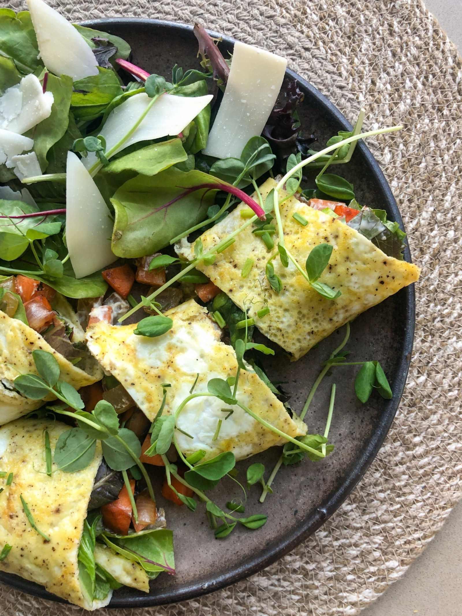 Healthyish Brand: Gluten Free Egg Roll-Ups