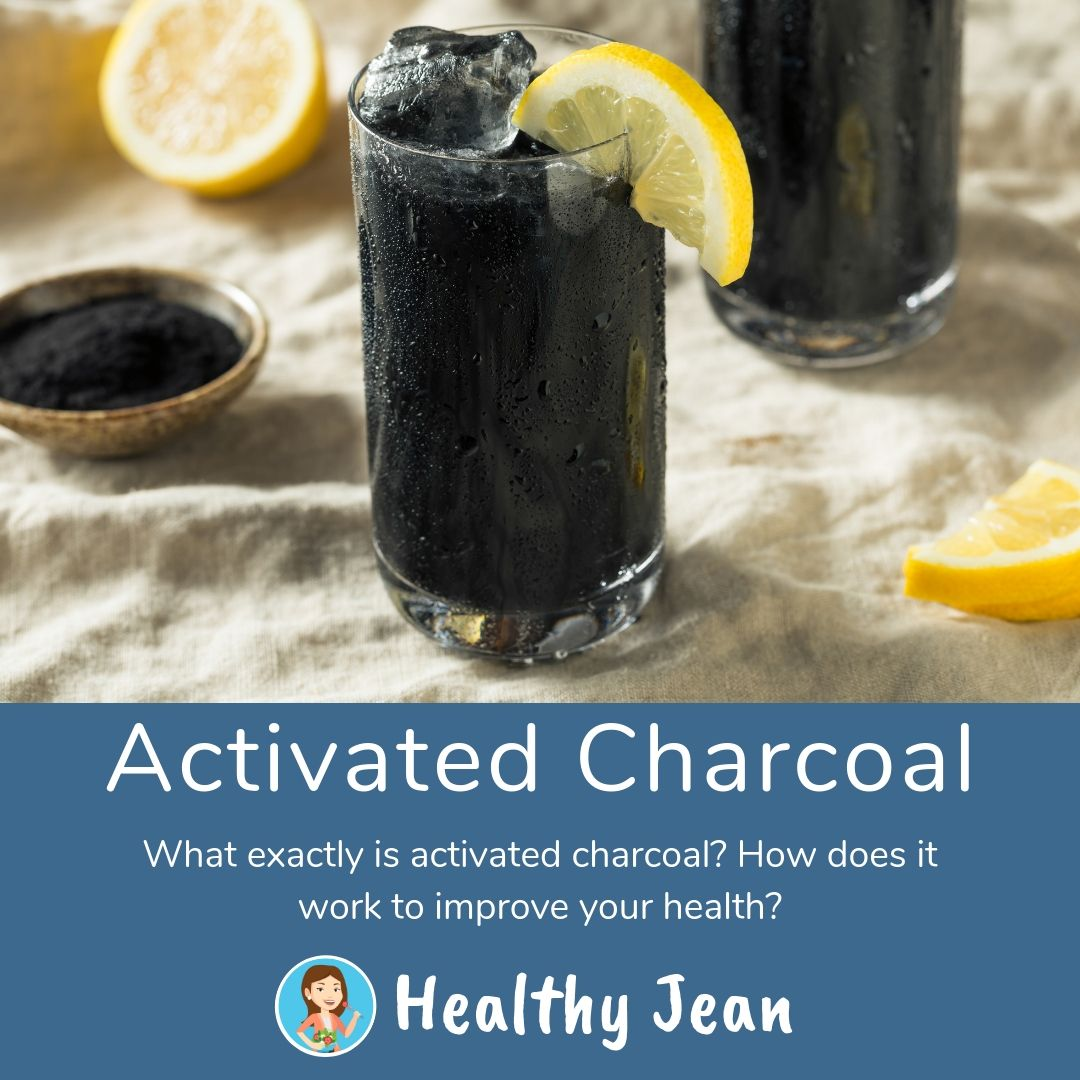 Activated charcoal share image