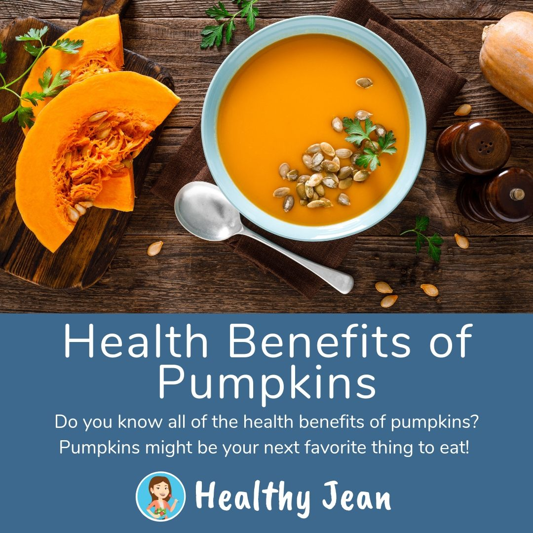Health benefits of pumpkins share image