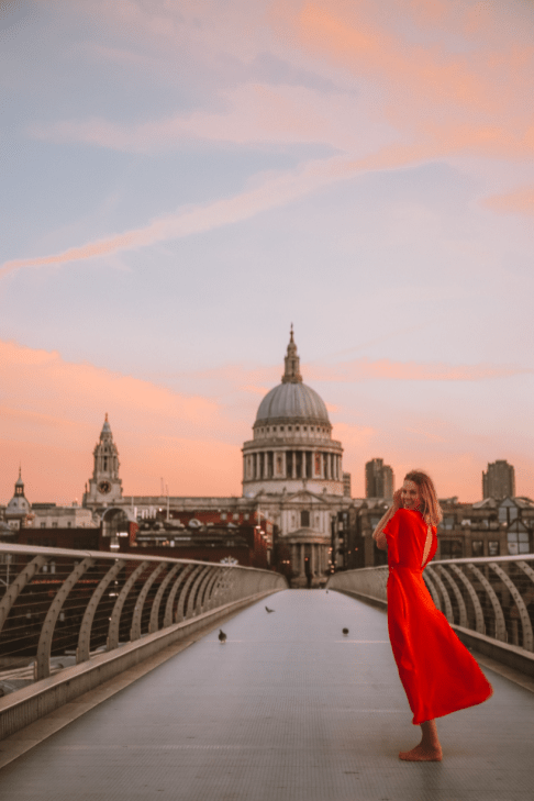 Instagram Worthy Locations in London
