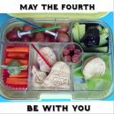 May the Fourth Star Wars Yumbox