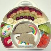 Rainbow Boon Bento
