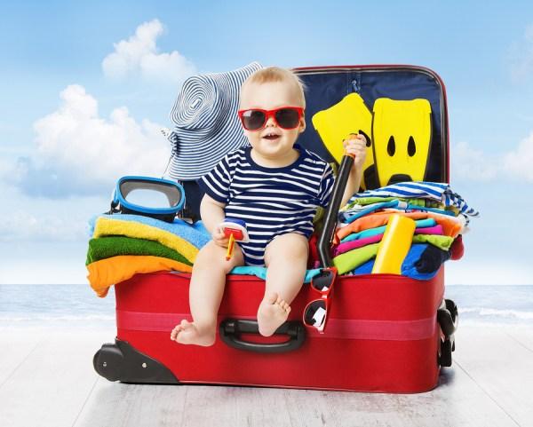 Holistic travel remedy kit