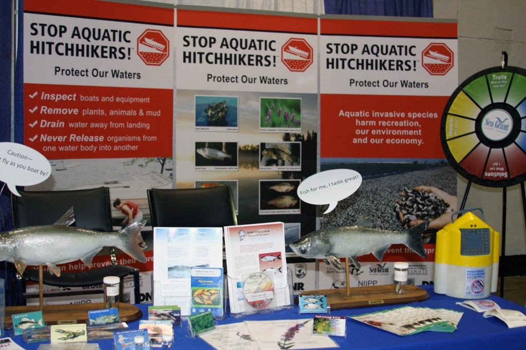 Stop Aquatic Hitchhikers banner