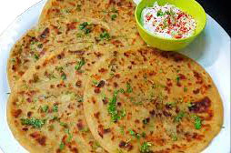Potato Pratha – Breakfast Recipe