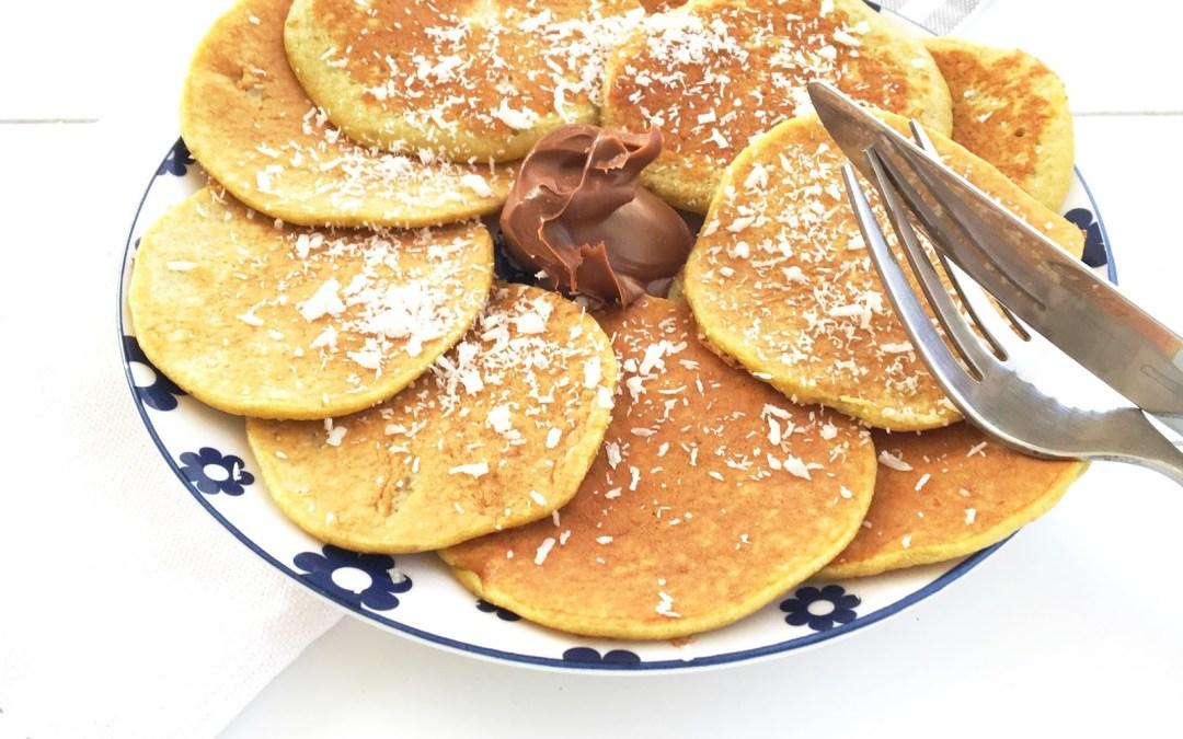 Recette Pancakes Healthy : simple et rapide