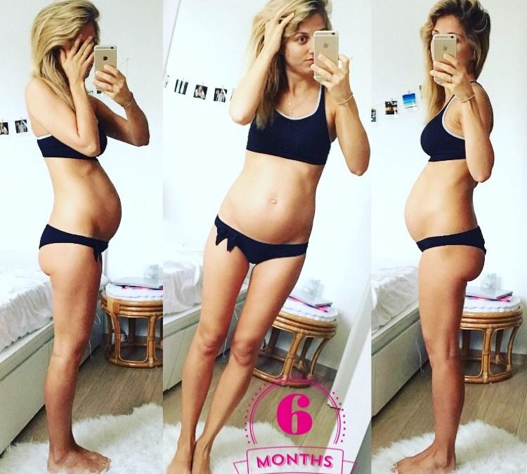 Bilan : Mon 6ème mois de grossesse