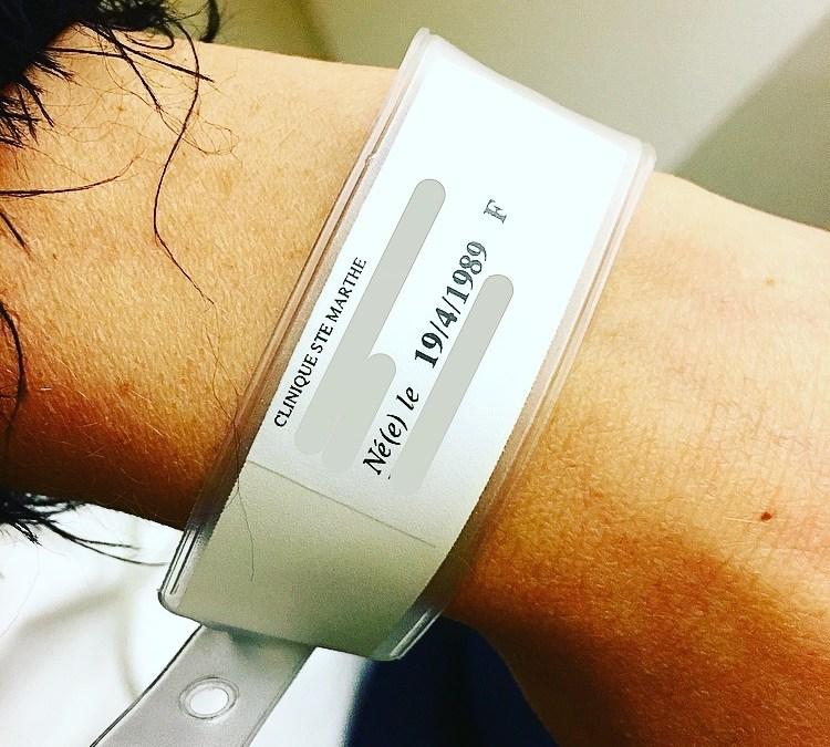 Grossesse : Petit problème – Séjour à la clinique