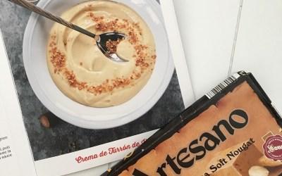 Crème Dessert au Tùrron (+ Racontage de vie – oup's)