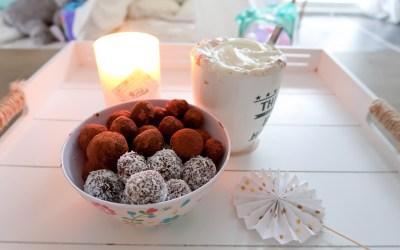 Recette : Truffes Chocolat Vegan et sans matière grasse ajoutée, ni sucre !