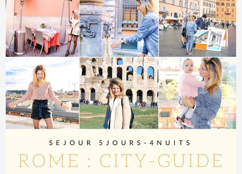 City-Guide : Rome