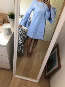 3 Robe bleu
