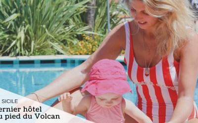 Road trip en Sicile : Hôtel au pied du volcan