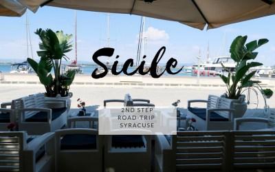 RoadTrip en Sicile, 2ème arrêt Syracuse