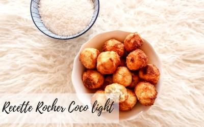 Recette Rocher Coco light