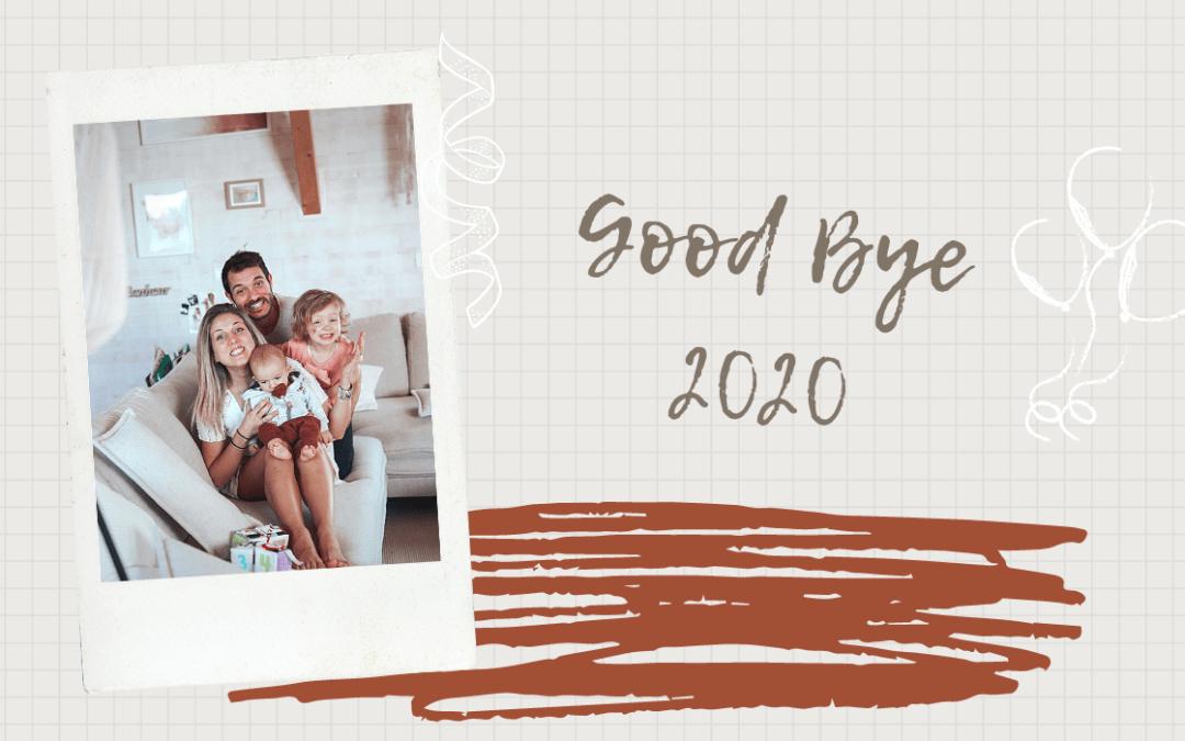 Good bye 2020