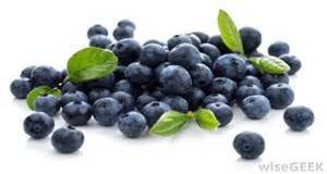 BLUEBERRIES – Antioxidants Number 1!
