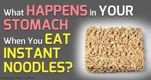 AFTER THIS VIDEO YOU WILL NEVER EAT INSTANT NOODLES AGAIN