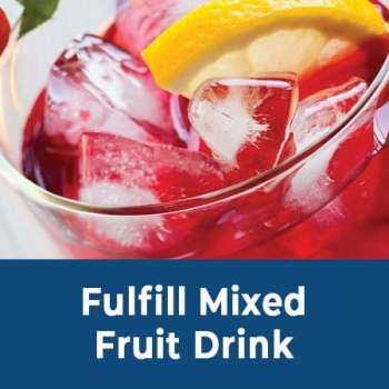 Fulfill Mixed Fruit Drink