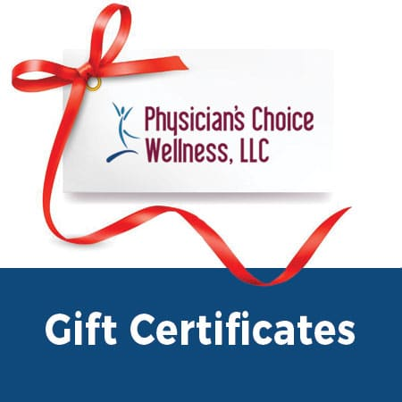 PCW Gift Certificates