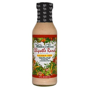Walden Farms Chipotle Ranch Dressing