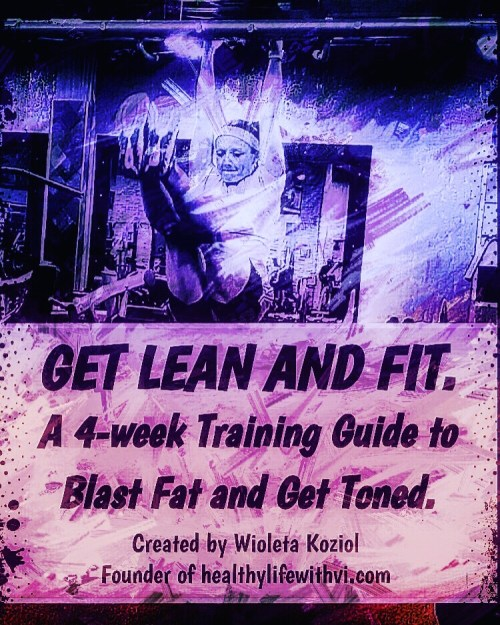 get lean and fit