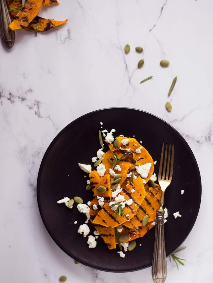 [:it]ZUCCA GRIGLIATA E FETA | LA COMBO PERFETTA | SEMPLICE E VELOCE[:en]ROASTED PUMPKIN AND FETA CHEESE | BEST COMBO | EASY & QUICK[:]