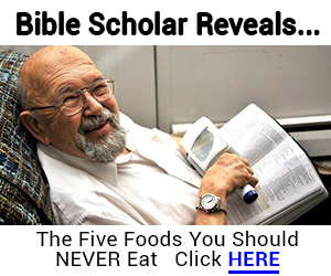 Bible Scholar Reveals