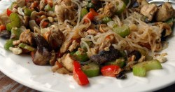 Chicken Stir-Fry with Miracle Noodles
