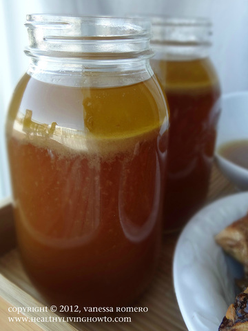 Making Beef Bone Broth Image 4