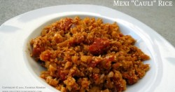 "Mexi ""Cauli"" Rice"