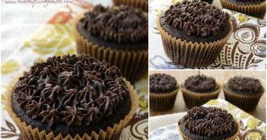 Double Mocha Cupcakes