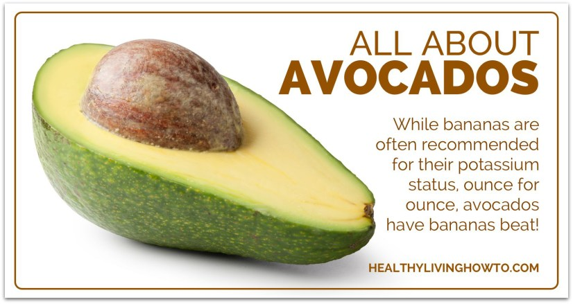 All About Avocados | healthylivinghowto.com