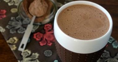 Healthy Recipe: Hot Chocolate Mix