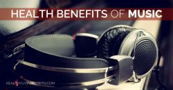 Health Benefits of Music | healthylivinghowto.com