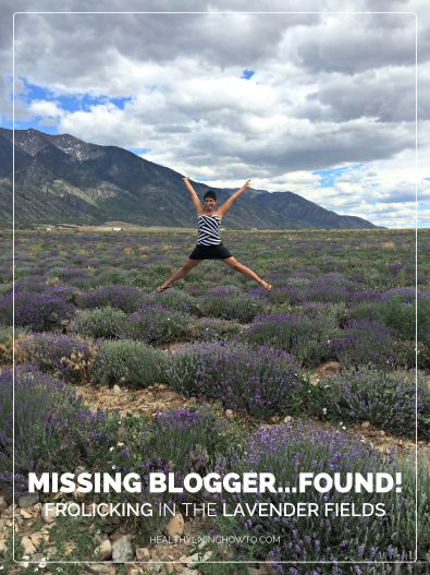Missing Blogger...Found | healthylivinghowto.com