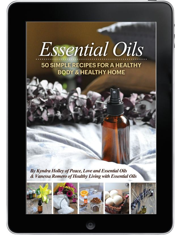 Essential Oils 50 Simple Recipes for a Healthy Body & Healthy Home | healthylivinghowto.com
