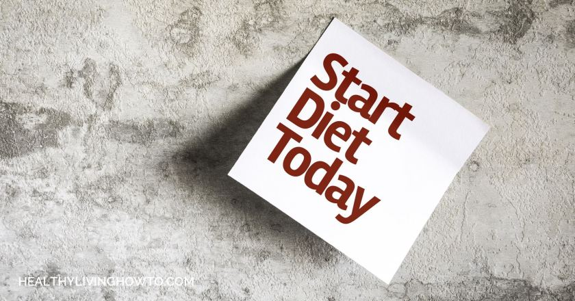 Start Diet Today | healthylivinghowto.com