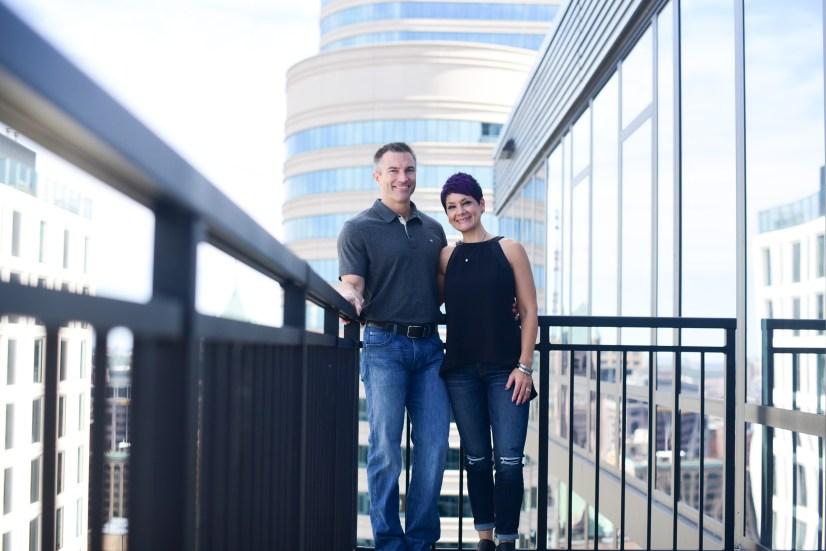 Tom Nikkola & Vanessa Romero   healthylivinghowto.com