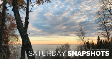 Saturday Snapshots: Lake Superior