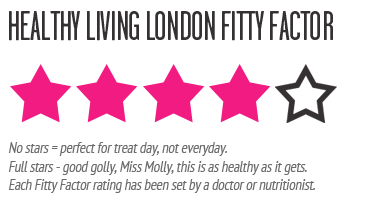 Fitty Factor 4 Stars