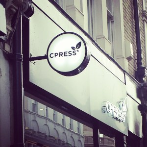 CPRESS, 285 Fulham Road