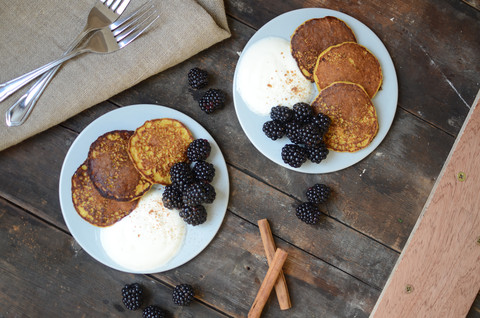 Healthy pancake recipes - Banana Protein Pancake recipes