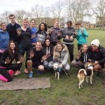 Filth, furballs and fitness at our Animal-Themed Charity Bootcamp